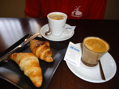 Ojos Negros (Teruel) | Panadería Rubio | Croissant y cortados