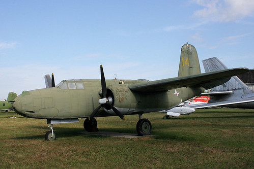 A-20G Havoc 14 yellow
