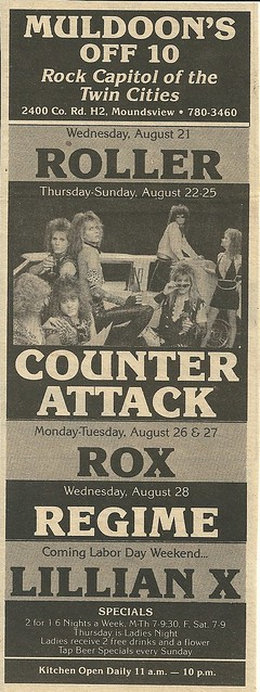 08/21 - 28/85 Muldoon's, Moundsview, MN