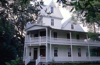 May-Stringer House at 601 Museum Court: Brooksville, Florida