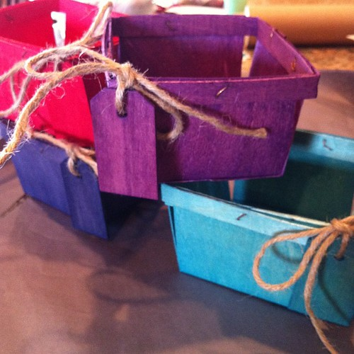 New berry basket gift sets!
