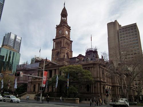 Sydney Town Hall - Sydney, NSW