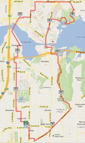 Today's awesome walk, 10.06 miles in 3:06 by christopher575