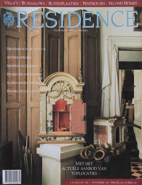 Residence 1991 Nov.