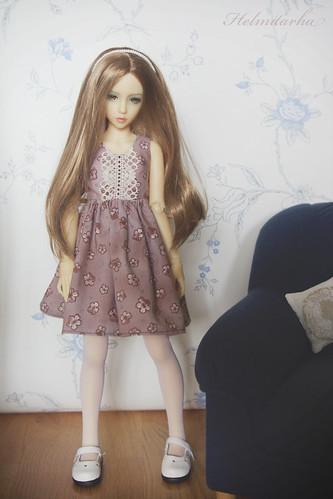 New dress for Narae