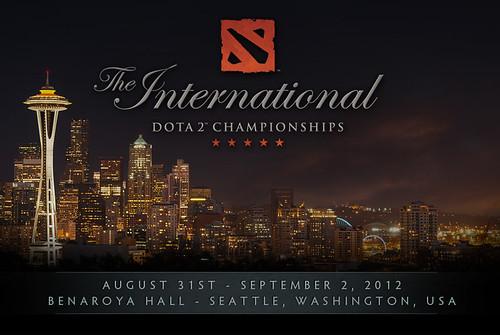 Dota 2's Biggest Event Yet, The International 2012 Has Begun!