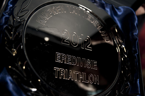 Lotto Eredivisie Triathlon schalen 2012