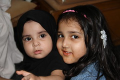 The Shakir Sisters by firoze shakir photographerno1