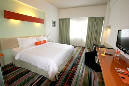 Review Harris Hotel Batam Center
