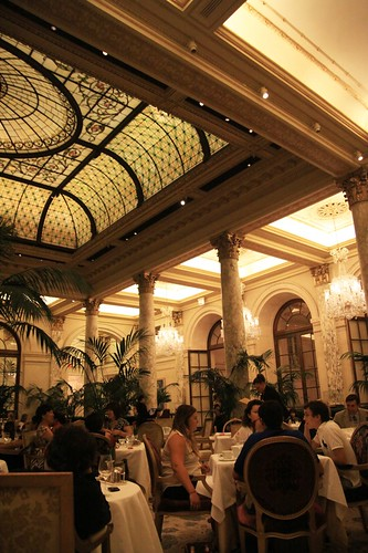 Afternoon Tea @ The Palm Court