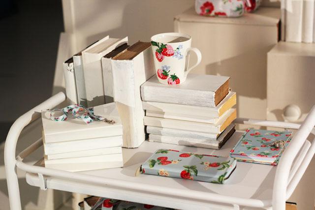 Cath Kidston SS13 Spring Summer mugs & books