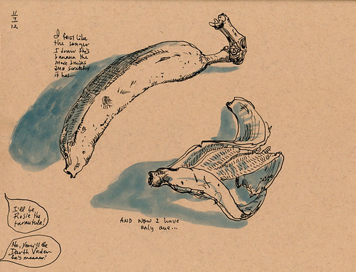 November 2012: Life of my Bananas - part 2
