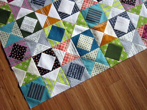 Value Added quilt tutorial