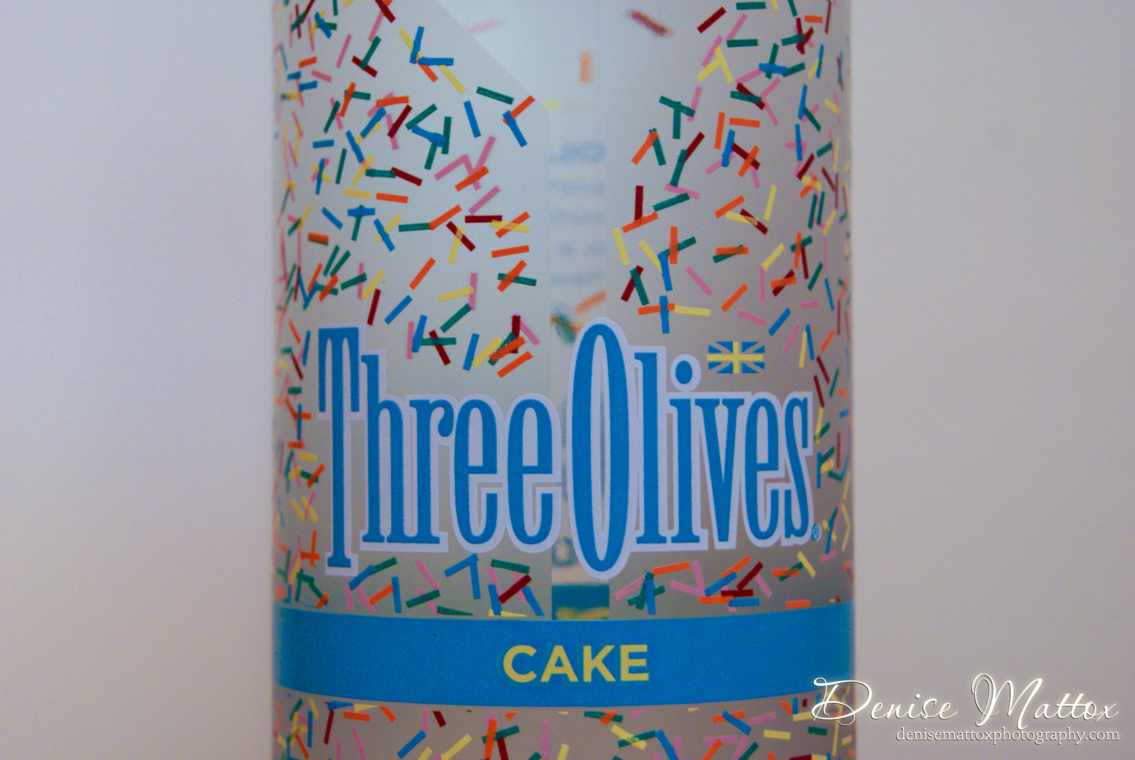 Cake Flavored Vodka Recipes Three Olives