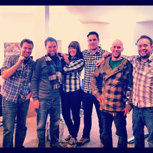 happy plaid n' flannel friday @okcolab!