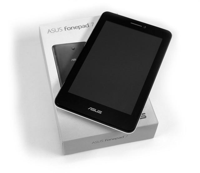 [Review] ASUS FonePad 7 Dual SIM nền tảng mới, giá phổ thông. - 12107