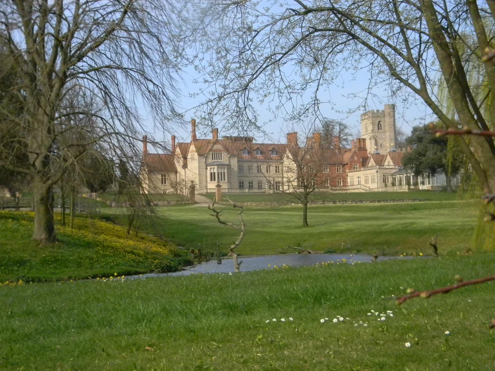Dinton Hall Haddenham to Aylesbury