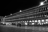 St. Mark's Square B&W - Venice, Italy by The Web Ninja