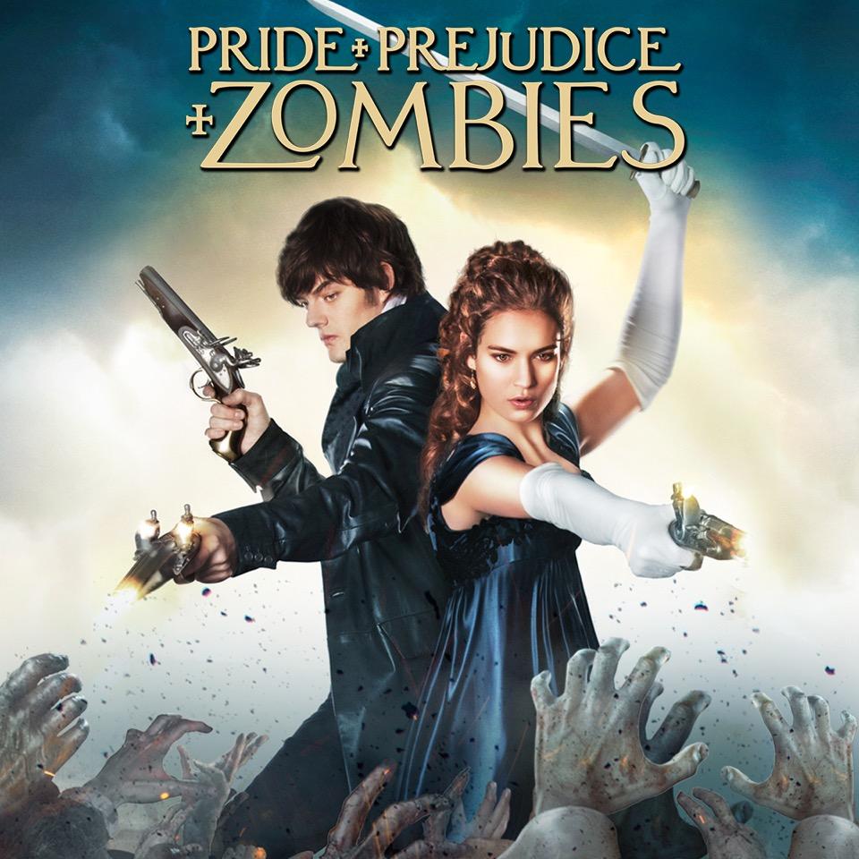 pride prej zombies