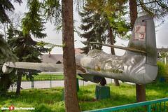1616 - xxx - Polish Air Force - Yakovlev Yak-23 - Bielany, Poland - 160423 - Steven Gray - IMG_4344_HDR