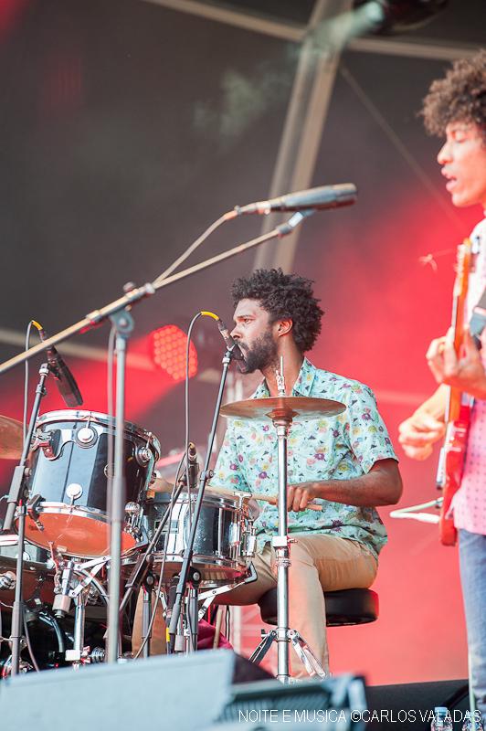 Boogarins - Rock in Rio Lisboa '16