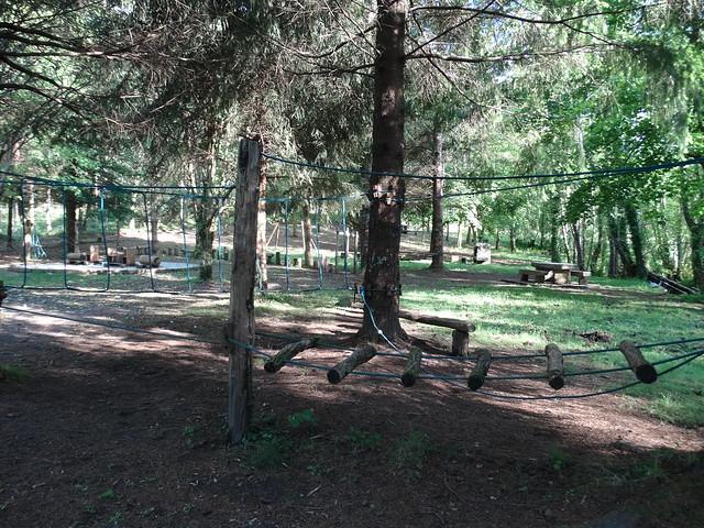 Área recreativa da Agra-Reboredo en Oza-Cesuras