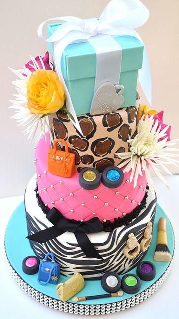 Fashionista Cake by Carey