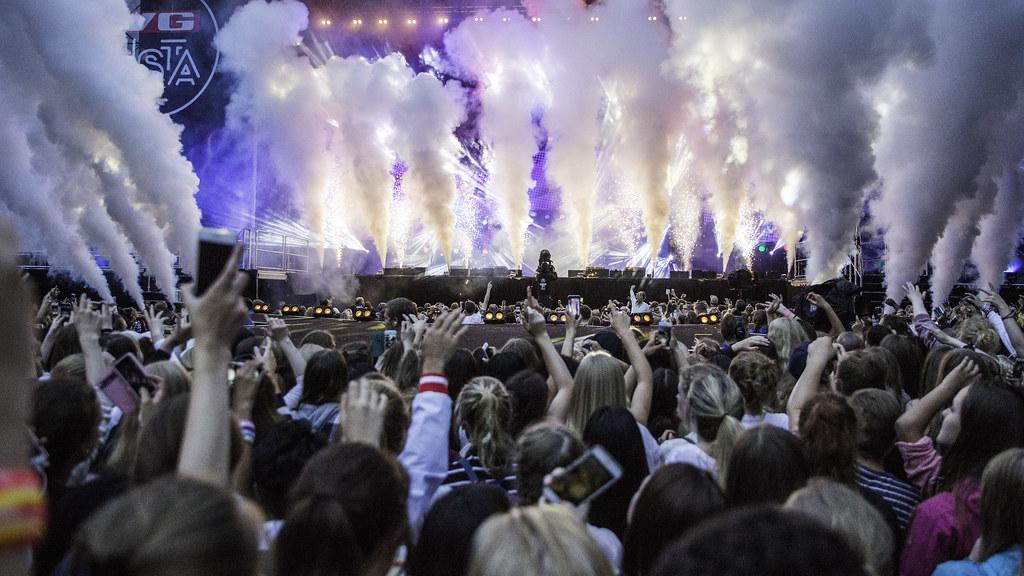 VG-lista Topp 20, Rådhusplassen 2016