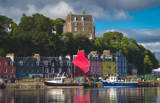 UK - Scotland - Isle of Mull - Tobermory