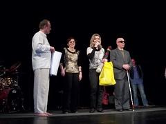 Charitativní představení Pátá dohoda s Jaroslavem Duškem ve Znojmě, 18. 2. 2012