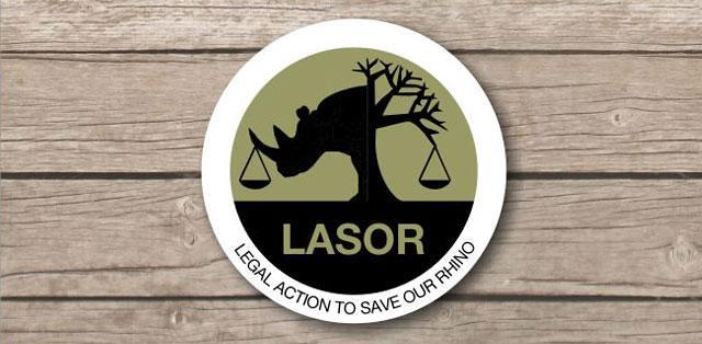 LASOR Logo Design