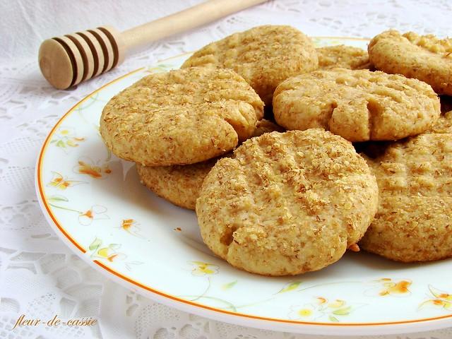 печенье медово-лимонное 1