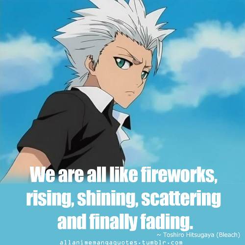 Anime Quotes Bleach Flickr Photo Sharing