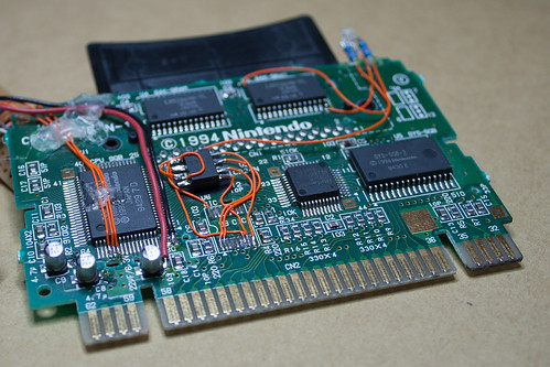 CPU2 SGB-N-10 (fitted with SuperCIC chip)