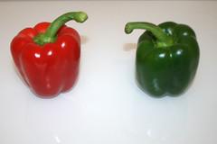 02 - Zutat Paprika / Ingredient paprika