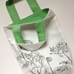 20 - Botanic Sketch Tote Bag Tutorial