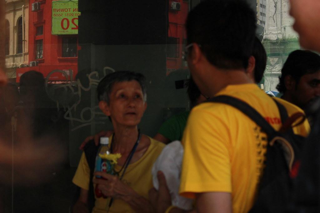 Aunty Bersih