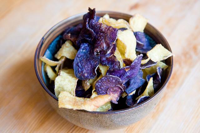 Potato chips, Mountain Sweet Berry Farm