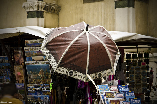 Umbrellas for sale!