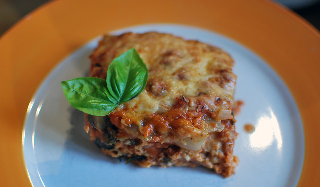 rezept vegetarische lasagne we love handmade. Black Bedroom Furniture Sets. Home Design Ideas