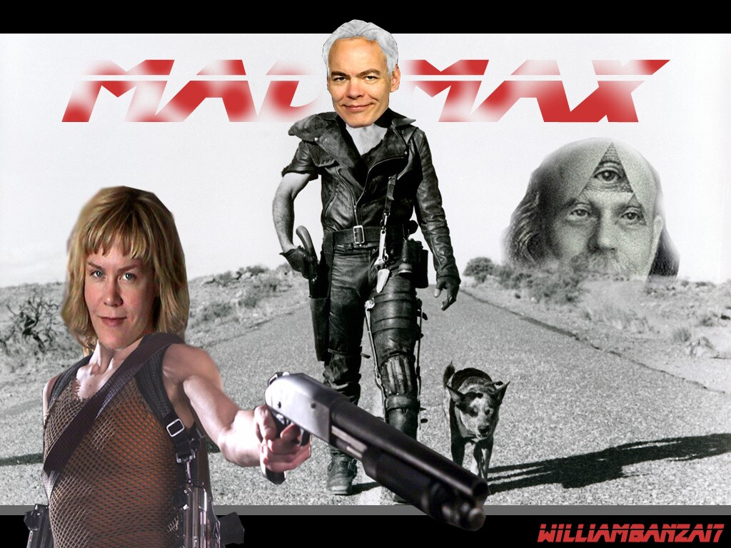 MAD MAX AND STACY