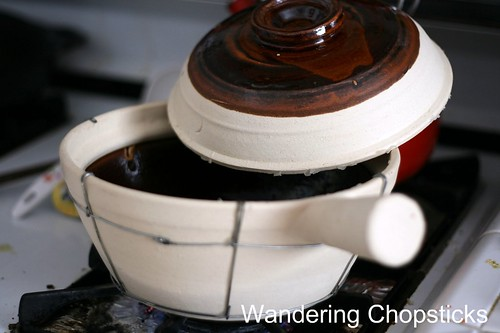 How to Season a Chinese Claypot 8