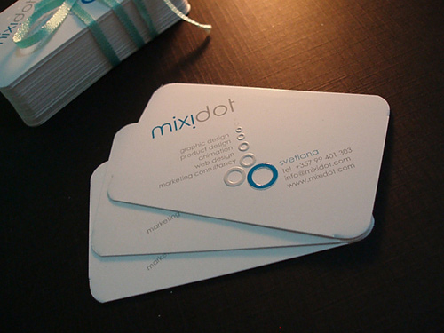 Thiết kế Card visit bởi iStar