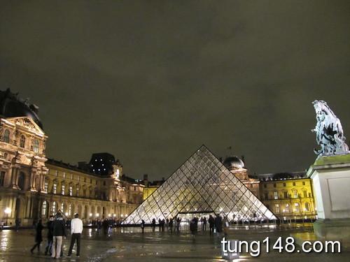 เที่ยวพิพิธภัณฑ์ลูฟวร์ The Louvre