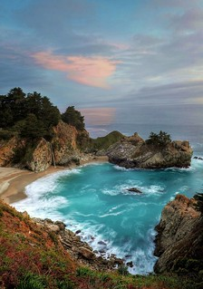 "The Northern California Big Sur ""wow"" factor"