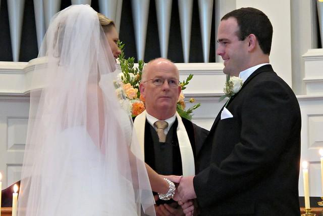 29832 Julia and David's Wedding - 1st Presbyterian Church - Charlottesville VA