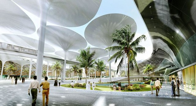 masdar solar sunflower proposal