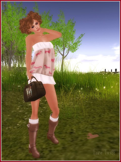 Fabulously Free in SL - Doggy Poppet, By Love Trill