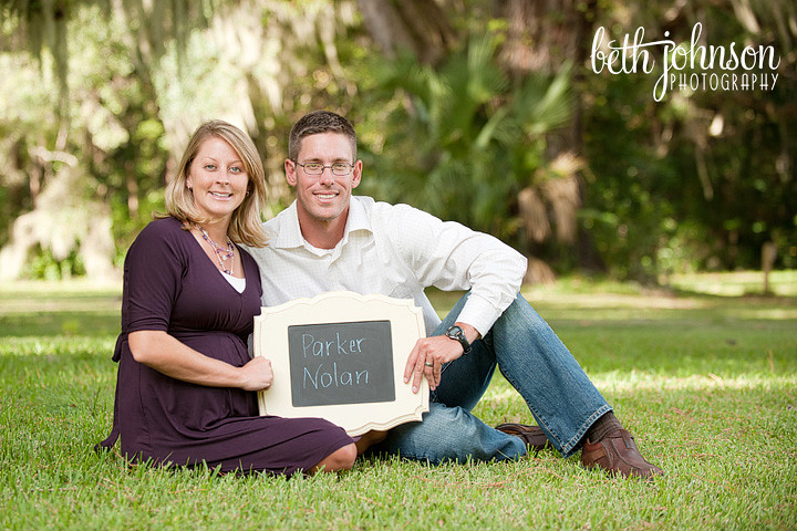 maternity photographer tallahassee baby boy