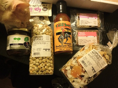 Vegan Swap Package - Recieved